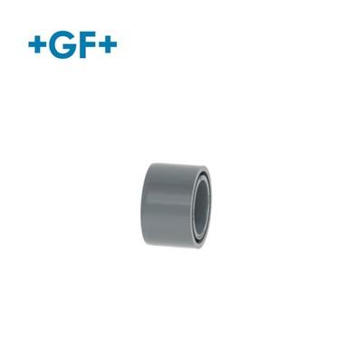 GF  短变径套筒  UPVC  PN6/10/16  公制  DN8/d12~d400
