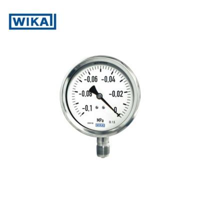 威卡(WIKA)  全不锈钢波登管压力表 233系列